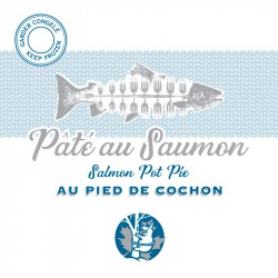 Grand pâté de saumon