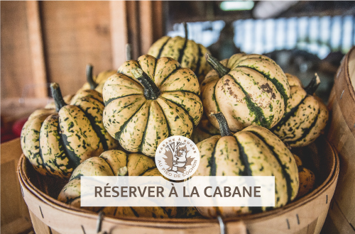 Reservation Cabane A sucre